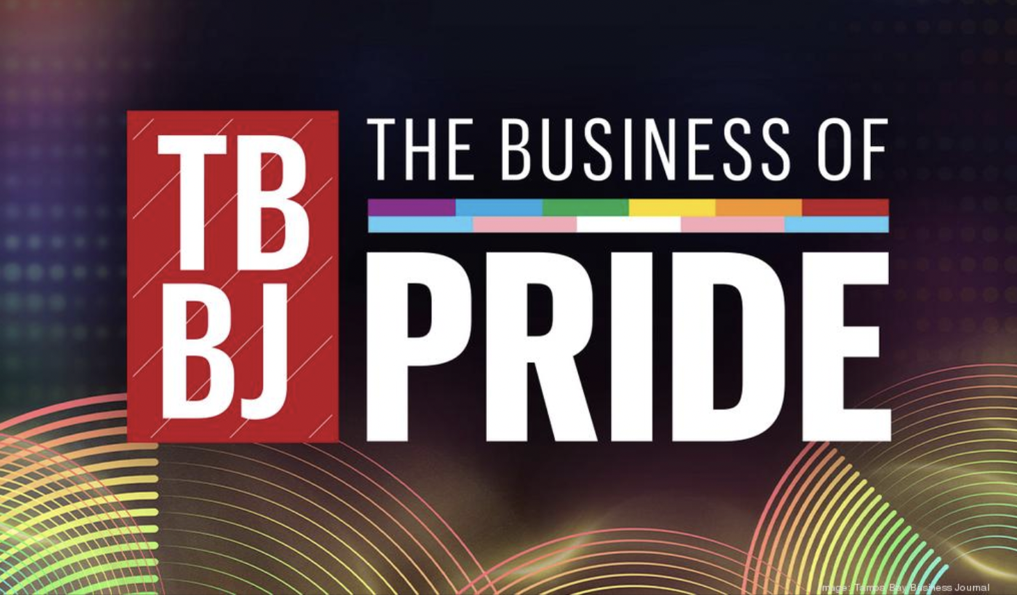 Tampa Bay Business Journal Business of Pride honoree