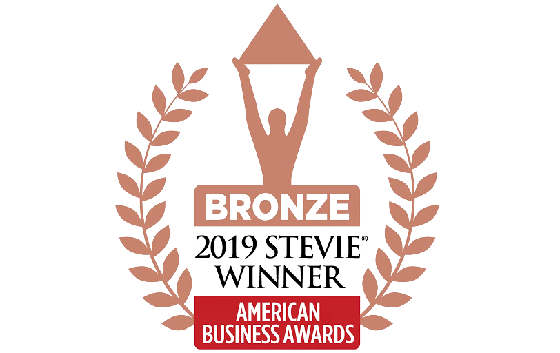 L&D team honored with Bronze Stevie Award at the 2019 American Business Awards.™