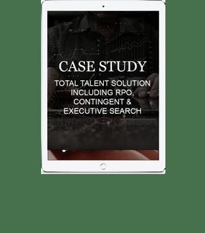 Case Study, WilsonHCG, RPO
