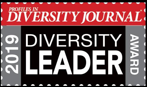 Diversity Leader 2019 Logo