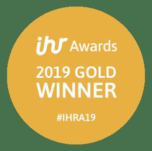 IHRA19 Gold Winner_WilsonHCG