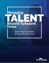 Managing Talent Beyond Turbulent Times Cover