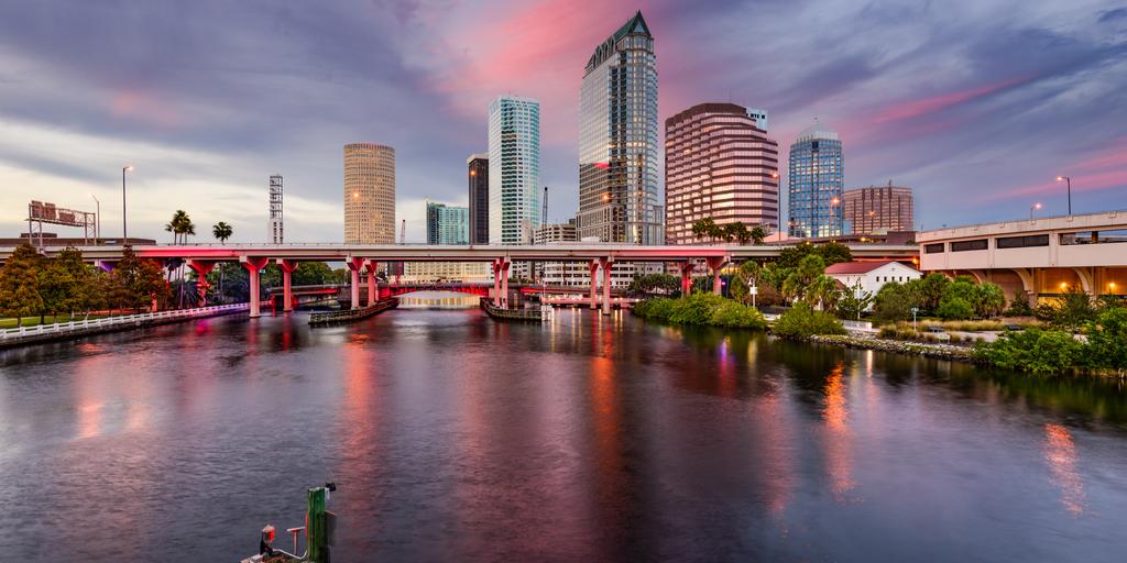 Tampa - header image