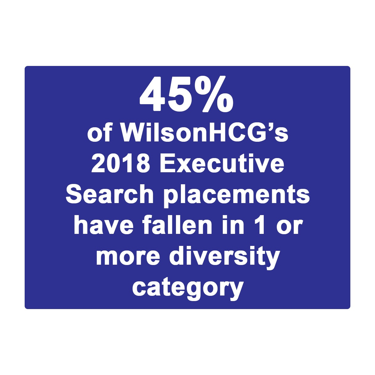 executive search diversity