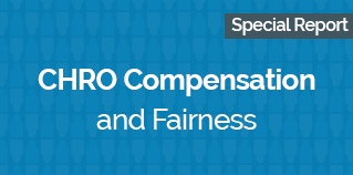 CHRO compensation and fairness report