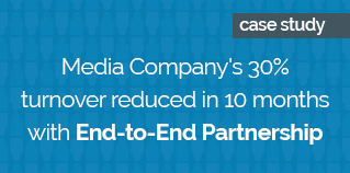 Media Company_s 30_ turnover reduced in 10 months with End-to-End Partnership BLUE