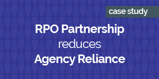 RPO partnership reduces agency reliance VIOLET
