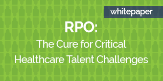 RPO the cure for critical healthcare challenges